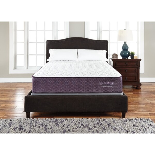 Signature Sleep 12 Inch Memory Foam Mattress King Sierra Sleep by Ashley Limited Edition Firm King-size Mattress - Free ...