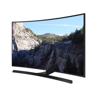 Samsung UN65JU670DF 65-inch Curved 4K Smart Wi-Fi LED Ultra HDTV (Refurbished)
