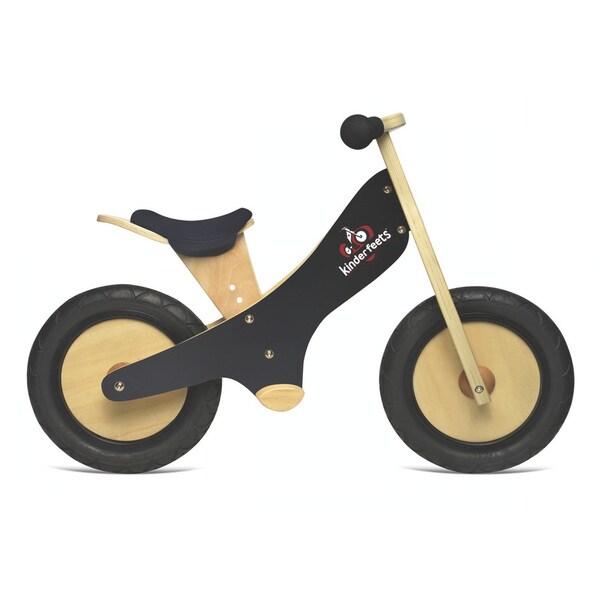 Kinderfeets Chalkboard Frame Wooden Balance Bike