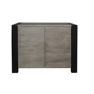 Fairplay Traditional Grey Wash TV Cabinet