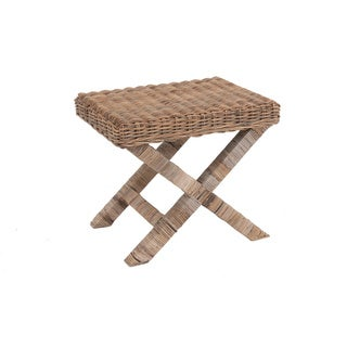 Murrieta Casual Tan Textured Stool