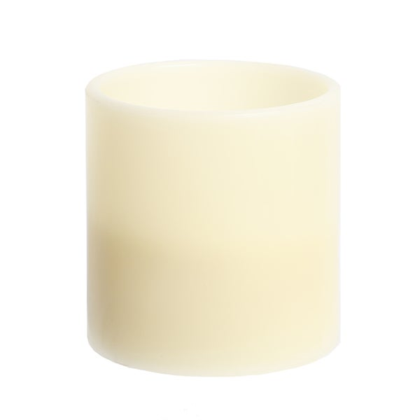 Order Home Collection LED 6x6 Flameless Pillar Candle
