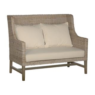 Abbotsford Casual Off-White Textured Chair