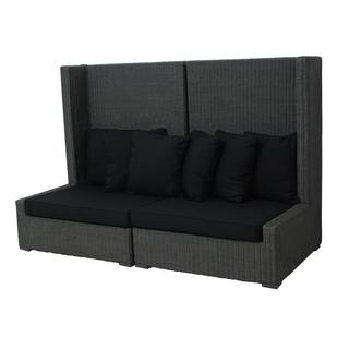 Joseph Transitional Black Chair