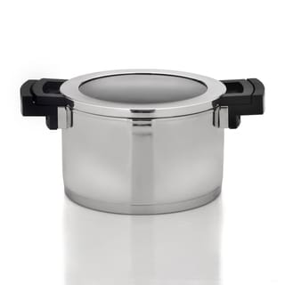 BergHOFF Neo Glass 8-inch 4-quart Covered Casserole