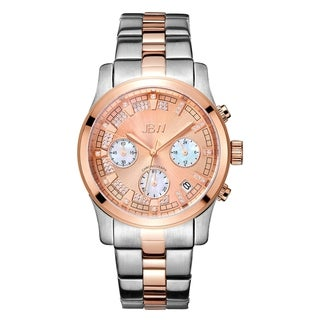 Alessandra JBW Rose Gold Stainless Steel Women's Watch