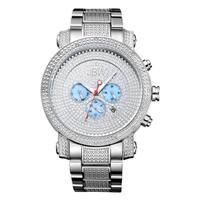 JBW Victor Men's Multi-function Diamond Watch