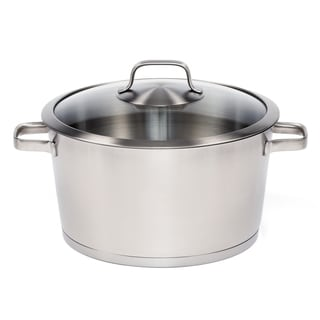 Manhattan 8.75-quart Covered Stockpot