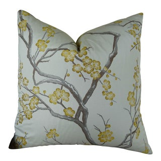 Plutus Vesoul Handmade Double Sided Throw Pillow