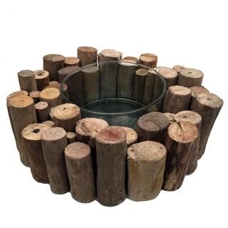 Driftwood Organ Bowl Natural