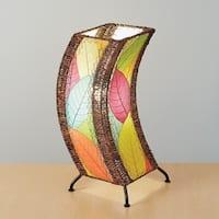 Handmade Eangee C Shape Lamp (Philippines)