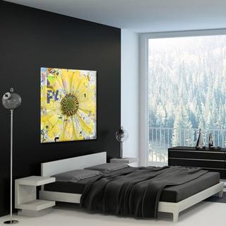 Ready2HangArt 'Painted Petals LXIX' Canvas Art