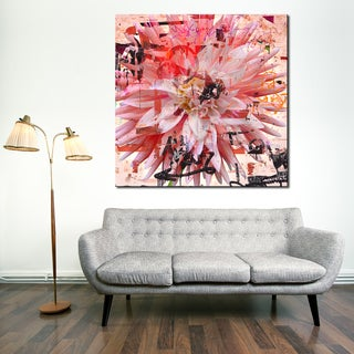 Ready2HangArt 'Painted Petals LXXVII' Canvas Art