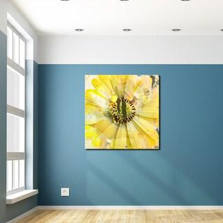 Ready2HangArt 'Painted Petals XCV' Canvas Art