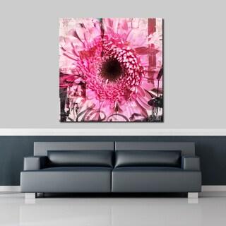Ready2HangArt 'Painted Petals CII' Canvas Art