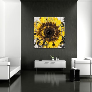 Ready2HangArt 'Painted Petals CIII' Canvas Art