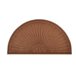 NoTrax Guzzler Sunburst Door Mat (24-inch x 36-inch)