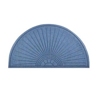 Blue Door Mats For Less Overstock