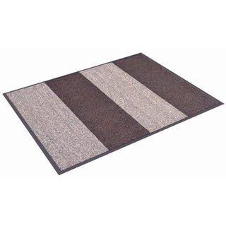 HomeTrax Designs Textura Color Block Door Mat (3' x 6')