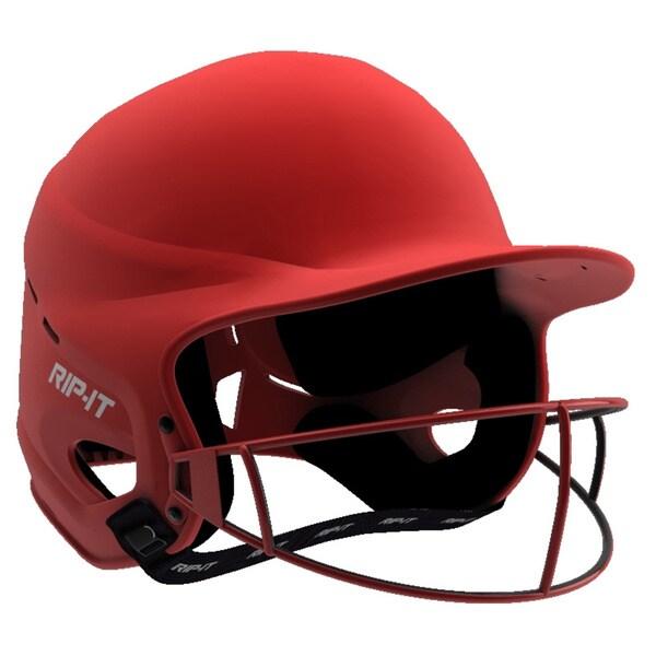 RIP-IT Vision Pro Matte Helmet (Large/ Extra Large)