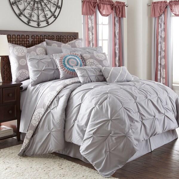 Amrapur Overseas Lorna 24-piece Comforter Set