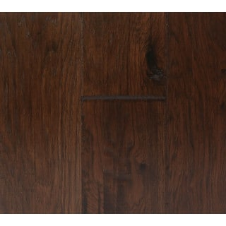 Somette Midland Hickory Series Classic Brown Engineered Hardwood Flooring (19.18 Sq Ft)