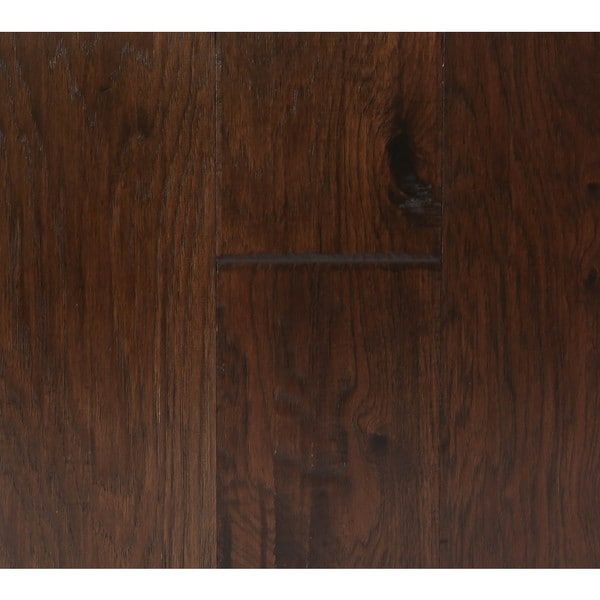 Somette midland hickory series classic brown engineered for Hardwood floors 600 sq ft