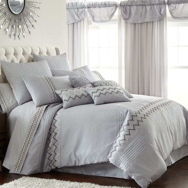 Amraupur Overseas Reagan 24-Piece Comforter Set