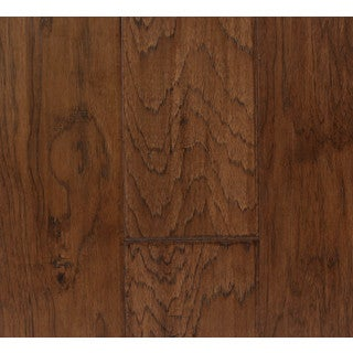 Somette Midland Hickory Series Pecan Engineered Hardwood Flooring (19.18 Sq Ft)