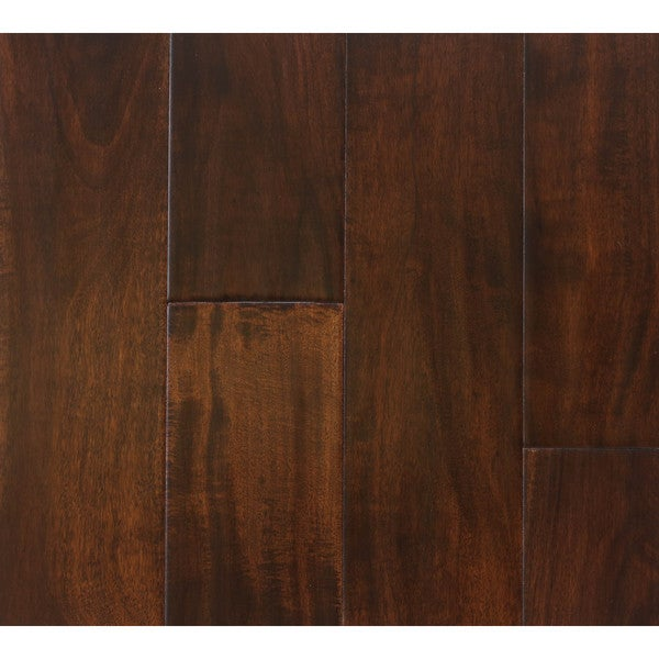 The Somette Bremond Acacia Series Coffee Engineered Hardwood Flooring (31 Sq Ft)