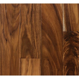 The Somette Bremond Acacia Series Natural Engineered Hardwood Flooring (31 Sq Ft)