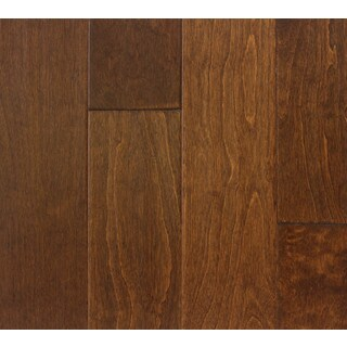 The Somette Shaw Maple Series Butterscotch Engineered Hardwood Flooring (31 Sq Ft)