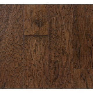 Somette Hinds Hickory Series Leather Engineered Hardwood Flooring (31 Sq Ft)