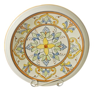Le Souk Ceramique Salvena Design Large Serving Bowl