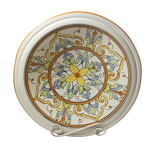 Le Souk Ceramique Salvena Design Medium Serving Bowl