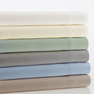 Amrapur Overseas Rayon from Bamboo Rich 4-piece Sheet Set