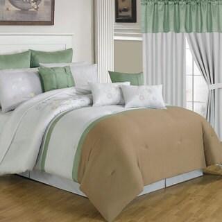 Windsor Home Elena 25 Piece Room-In-A-Bag Bedroom Set