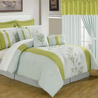 Windsor Home Courtney 25 Piece Room-In-A-Bag Bedroom Set