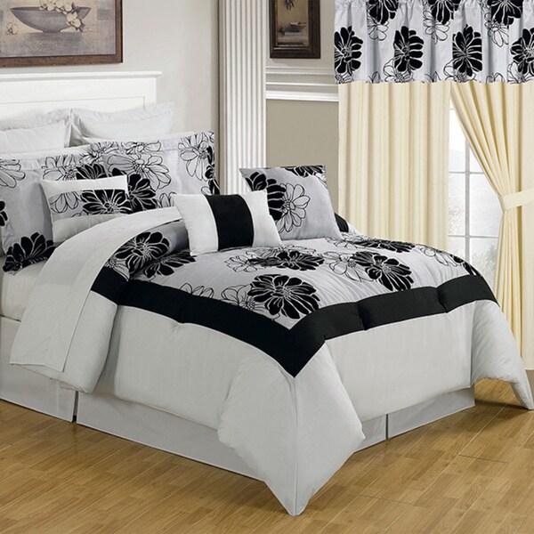 Windsor Home Brittany 25 Piece Room-In-A-Bag Bedroom Set