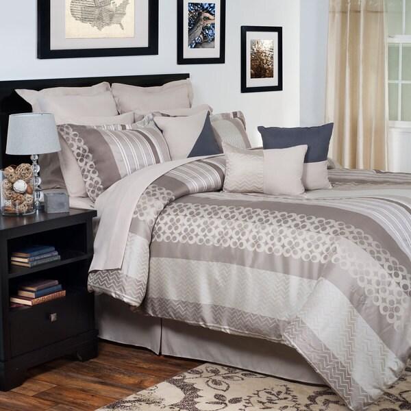 Windsor Home Sophia Oversized Embroidered 14-piece Comforter Set