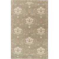 Copper Grove Kavir Hand-Tufted Floral Wool Area Rug (8' x 11')