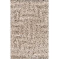Hand-Tufted Woburn Geometric Indoor Area Rug - 8' x 10'