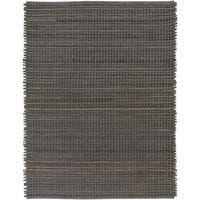 Hand-Woven Wragby Solid Outdoor Area Rug - 8' x 10'