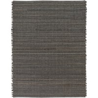 Hand-Woven Wragby Solid Outdoor Area Rug (8' x 10')