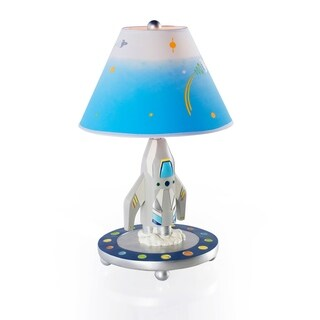 Guidecraft Rocket Lamp