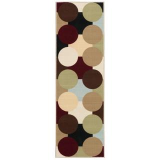 Nourison Empire Multicolor Runner Rug (2' x 6'6)