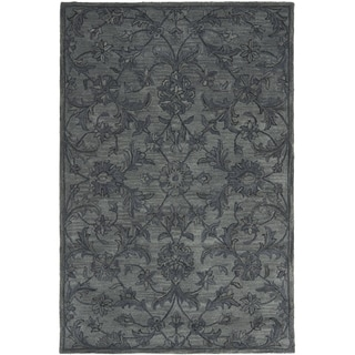 Safavieh Handmade Antiquity Grey/ Multi Wool Rug (3' x 5')
