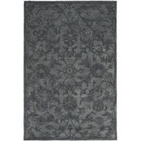 Safavieh Handmade Antiquity Grey/ Multi Wool Rug - 3' x 5'