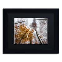 Philippe Sainte-Laudy 'Daydreamer' Black Matte, Black Framed Wall Art