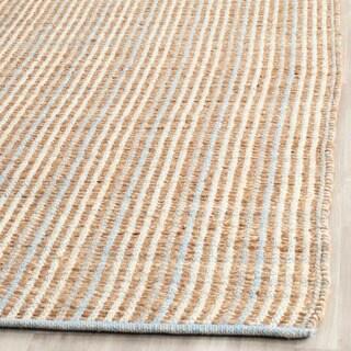 Safavieh Cape Cod Handmade Natural Jute Natural Fiber Rug (2' x 3')